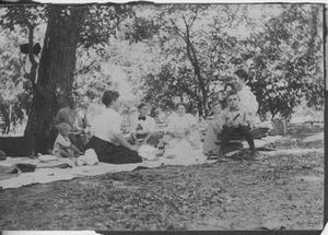 [Photograph of Picnic]