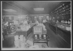 [Photograph of Schuhmann Hardware Co. Interior]