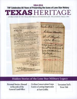 Texas Heritage, 2014, Volume 2