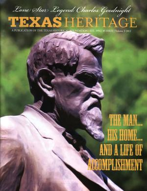Texas Heritage, 2012, Volume 3