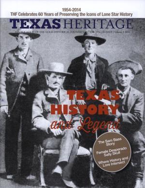 Texas Heritage, 2014, Volume 3