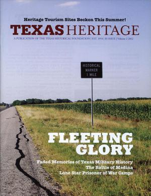 Texas Heritage, 2012, Volume 2