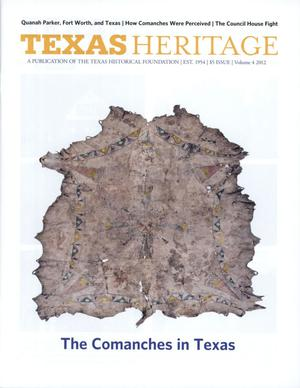 Primary view of object titled 'Texas Heritage, 2012, Volume 4'.