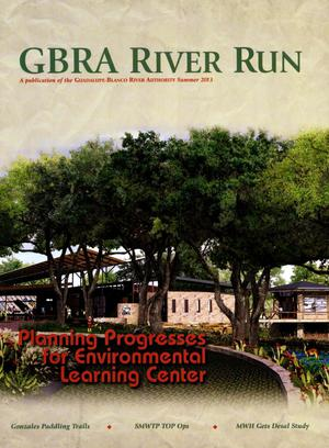 Primary view of object titled 'GBRA River Run, Summer 2013'.