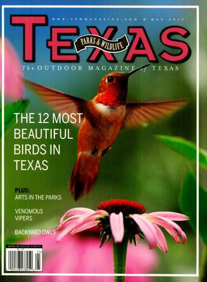 Primary view of object titled 'Texas Parks & Wildlife, Volume 73, Number 4, May 2015'.