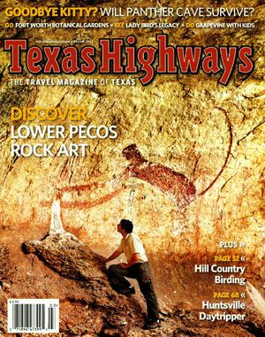 Primary view of object titled 'Texas Highways, Volume 59, Number 3, March 2012'.