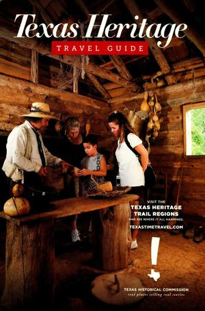 Primary view of object titled 'Texas Heritage Travel Guide'.