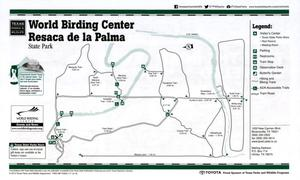 Primary view of object titled 'World Birding Center Resaca de la Palma State Park'.