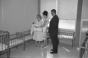 Primary view of object titled '[Nursery at the First United Methodist Church]'.