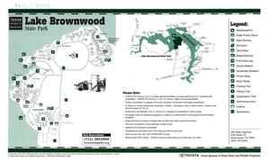 Primary view of object titled 'Lake Brownwood'.