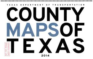 Primary view of object titled 'County Mapbook of Texas, 2014'.