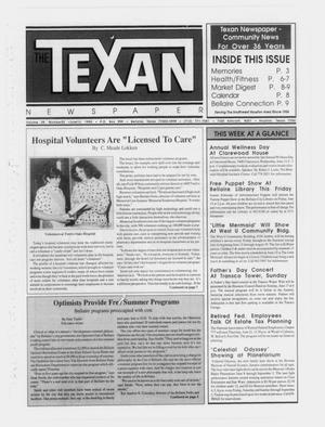 Primary view of object titled 'The Texan Newspaper (Bellaire and Houston, Tex.), Vol. 38, No. 22, Ed. 1 Wednesday, June 13, 1990'.