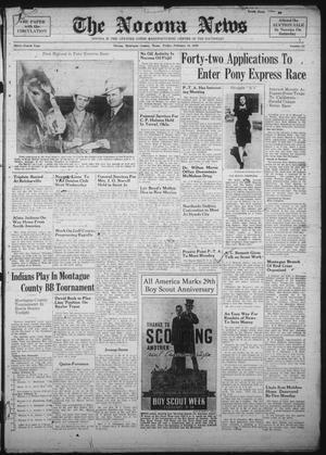 The Nocona News (Nocona, Tex.), Vol. THIRTY-FOURTH YEAR, No. 33, Ed. 1 Friday, February 10, 1939