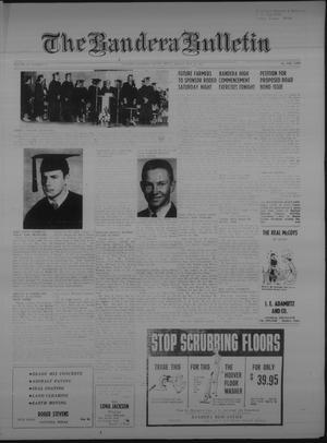 Primary view of The Bandera Bulletin (Bandera, Tex.), Vol. 20, No. 50, Ed. 1 Friday, May 28, 1965