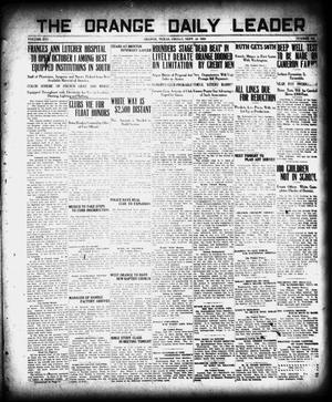 Primary view of object titled 'The Orange Daily Leader (Orange, Tex.), Vol. 16, No. 192, Ed. 1 Friday, September 24, 1920'.