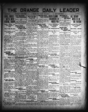 Primary view of object titled 'The Orange Daily Leader (Orange, Tex.), Vol. 16, No. 5, Ed. 1 Friday, February 20, 1920'.