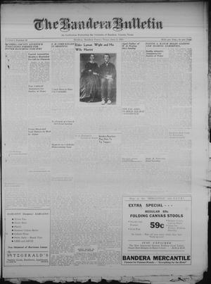 Primary view of object titled 'The Bandera Bulletin (Bandera, Tex.), Vol. 5, No. 49, Ed. 1 Friday, June 9, 1950'.