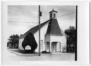 [First Christian Church of Johnson City, Texas]