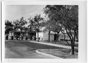 Primary view of object titled '[Texas State History Department Headquarters]'.