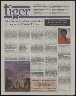 Primary view of object titled 'The Tiger (San Antonio, Tex.), Vol. 62, No. 1, Ed. 1 Tuesday, September 11, 2007'.