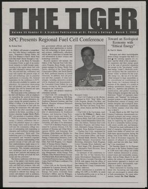 Primary view of object titled 'The Tiger (San Antonio, Tex.), Vol. 55, No. 6, Ed. 1 Tuesday, March 2, 2004'.