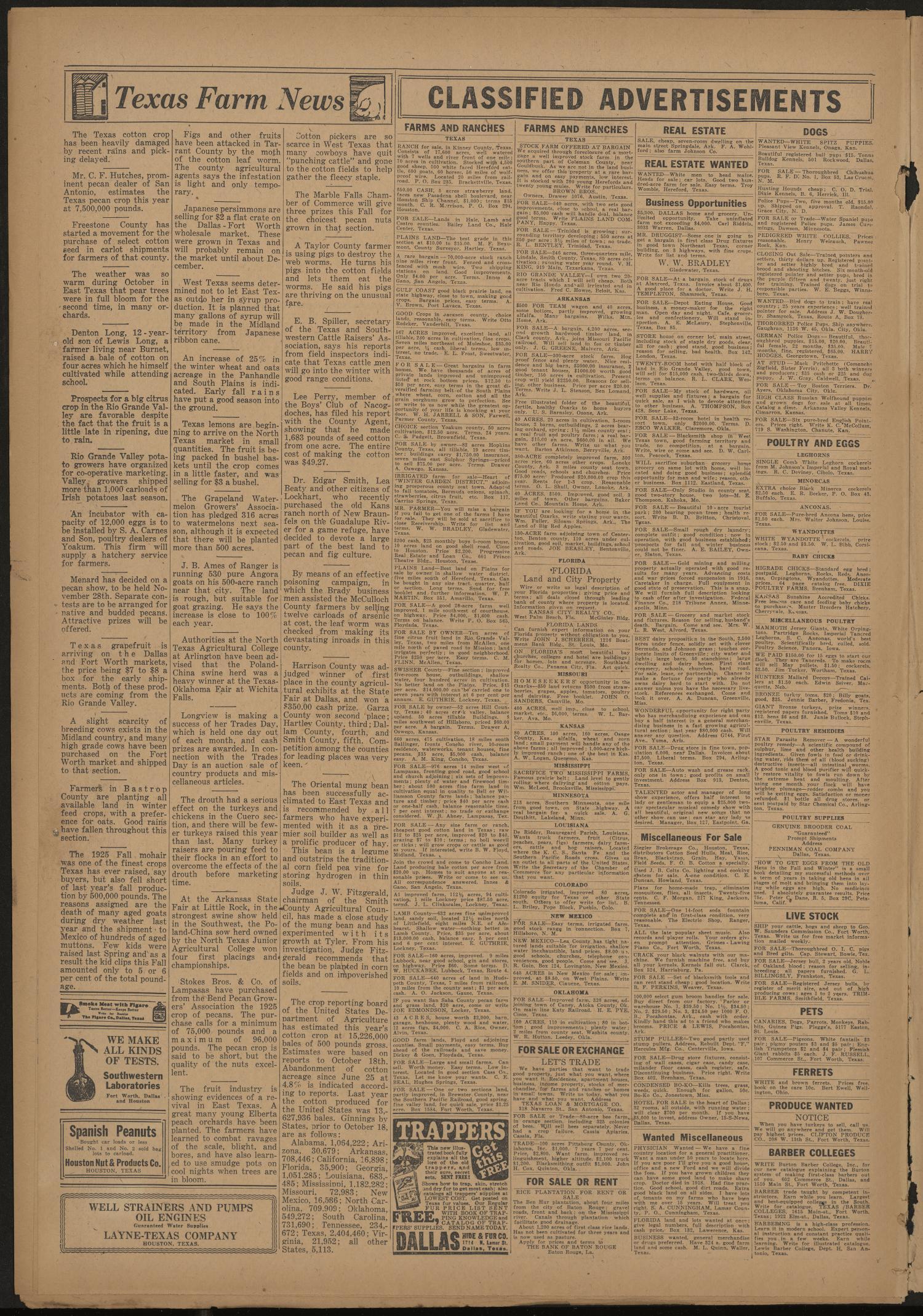 Honey Grove Signal (Honey Grove, Tex.), Vol. 35, No. 40, Ed. 1 ...