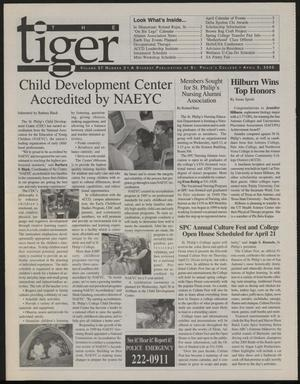 Primary view of object titled 'The Tiger (San Antonio, Tex.), Vol. 57, No. 3, Ed. 1 Tuesday, April 5, 2005'.