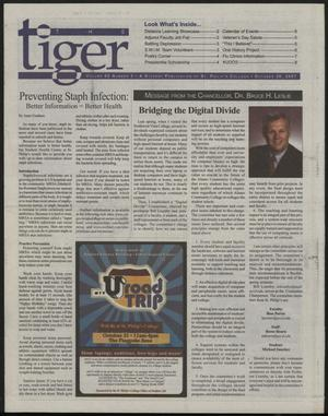 Primary view of object titled 'The Tiger (San Antonio, Tex.), Vol. 62, No. 3, Ed. 1 Tuesday, October 30, 2007'.
