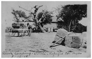 River landing [at]Tivoli,Refugio County,Texas
