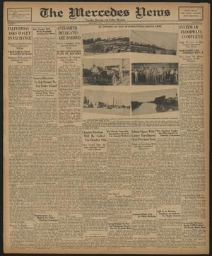 Primary view of object titled 'The Mercedes News (Mercedes, Tex.), Vol. 5, No. 84, Ed. 1 Tuesday, September 11, 1928'.