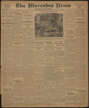 Primary view of object titled 'The Mercedes News (Mercedes, Tex.), Vol. 5, No. 70, Ed. 1 Tuesday, July 24, 1928'.