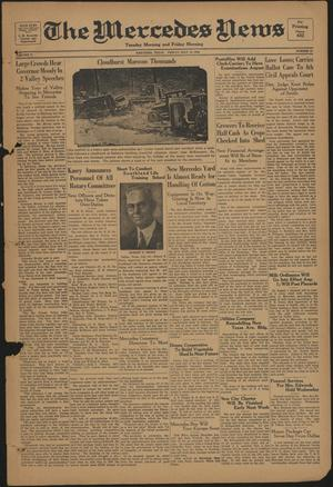 Primary view of object titled 'The Mercedes News (Mercedes, Tex.), Vol. 5, No. 67, Ed. 1 Friday, July 13, 1928'.