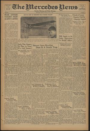 Primary view of object titled 'The Mercedes News (Mercedes, Tex.), Vol. 5, No. 48, Ed. 1 Tuesday, May 8, 1928'.