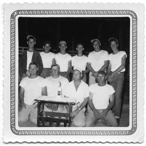 Primary view of object titled '[Baseball Team]'.