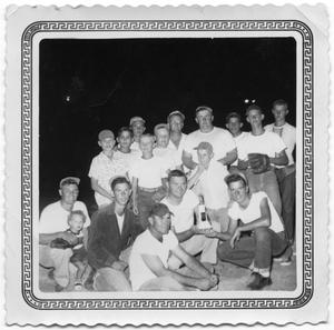 Primary view of object titled '[Lower Valley School Baseball League]'.