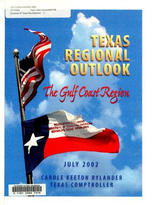 Primary view of object titled 'Texas Regional Outlook, 2002: Gulf Coast Region'.
