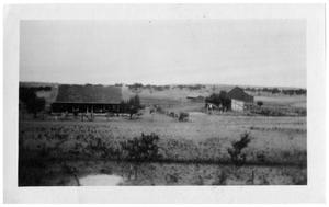 Primary view of object titled '[Ranch Buildings]'.