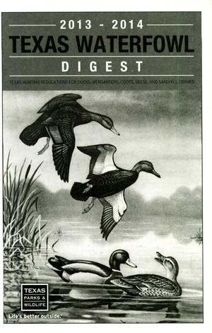 Texas waterfowl digest texas hunting regulations for ducks thumbnail image of item number 1 in texas waterfowl digest texas hunting regulations sciox Choice Image