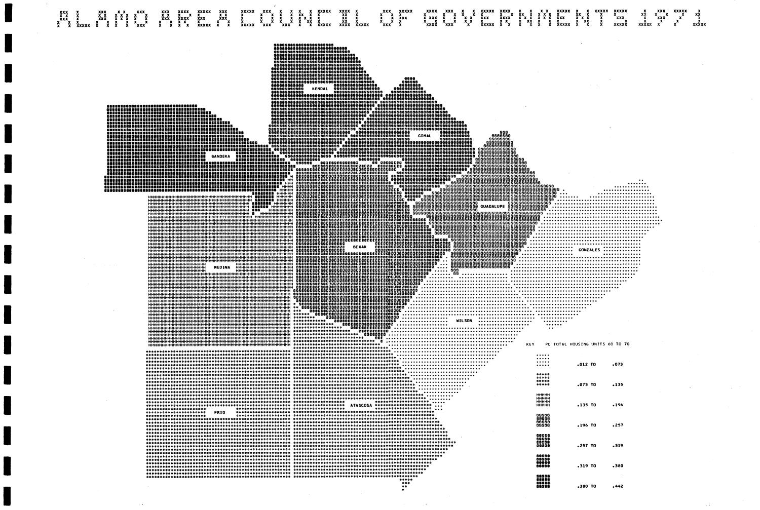 1970 Census of Population & Housing for the Alamo Area ...