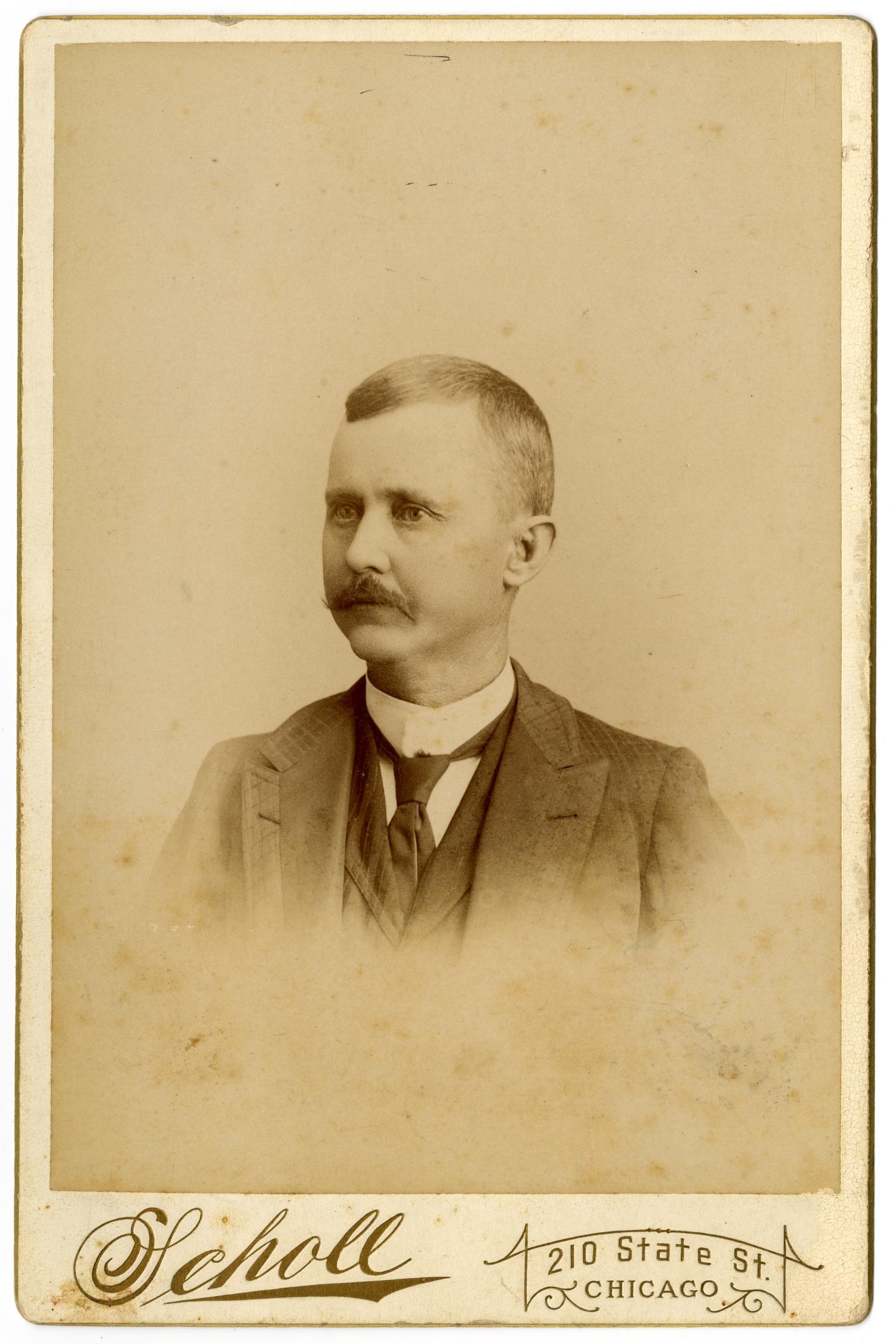 Portrait Of George Thomas Reynolds The Portal To Texas