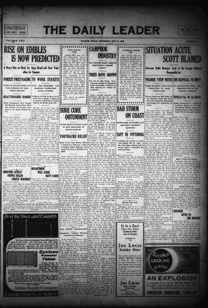 The Daily Leader (Orange, Tex.), Vol. 2, No. 80, Ed. 1 Thursday, May 27, 1909