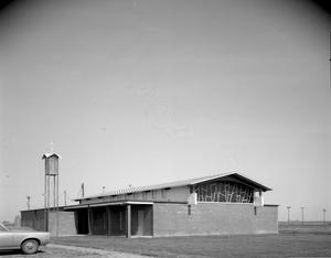 Primary view of object titled '[A. O. Thompson Baptist Mission]'.