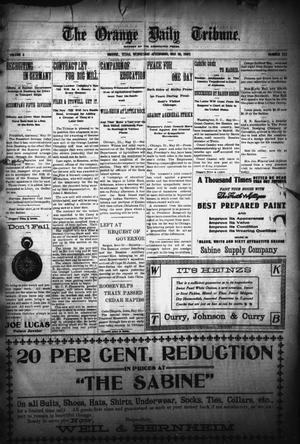 The Orange Daily Tribune. (Orange, Tex.), Vol. 4, No. 212, Ed. 1 Wednesday, May 10, 1905