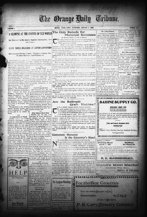 The Orange Daily Tribune. (Orange, Tex.), Vol. 5, No. 354, Ed. 1 Friday, January 12, 1906