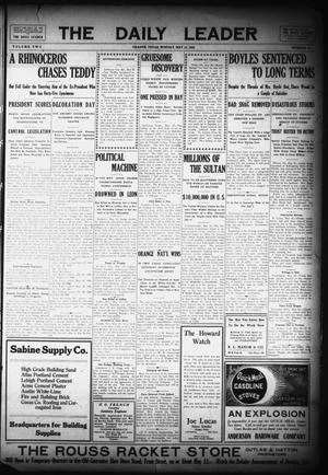 The Daily Leader (Orange, Tex.), Vol. 2, No. 65, Ed. 1 Monday, May 10, 1909