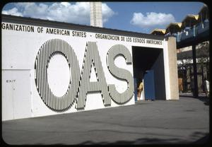 Primary view of object titled 'Office of American States at HemisFair '68'.