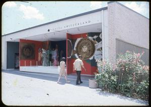Primary view of object titled 'Switzerland Pavilion at HemisFair '68'.