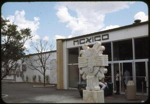 Primary view of object titled 'Mexico Pavilion at HemisFair '68'.
