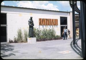 Primary view of object titled 'Portugal Pavilion at HemisFair '68'.