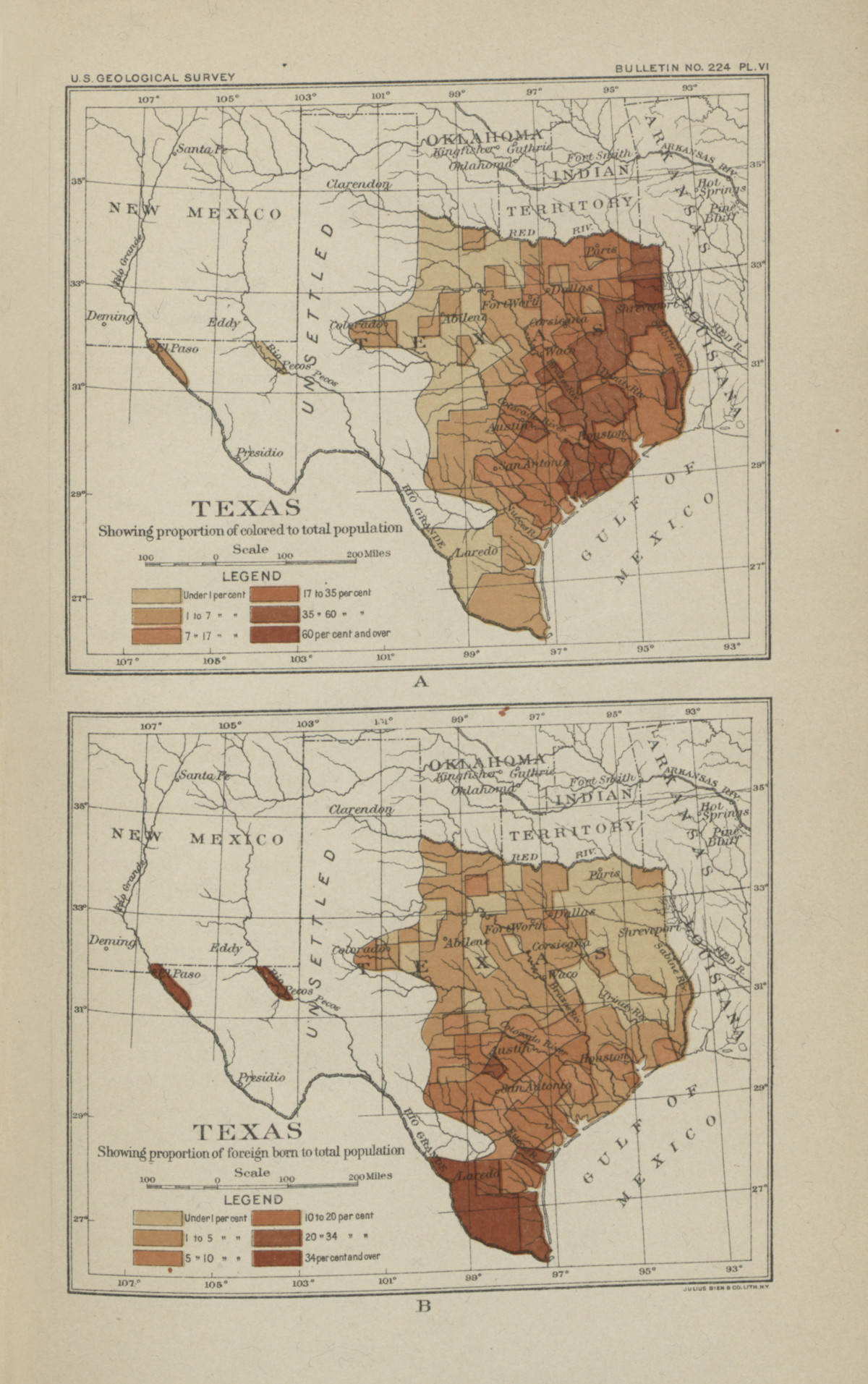 A Gazetteer of Texas                                                                                                      [Sequence #]: 25 of 196